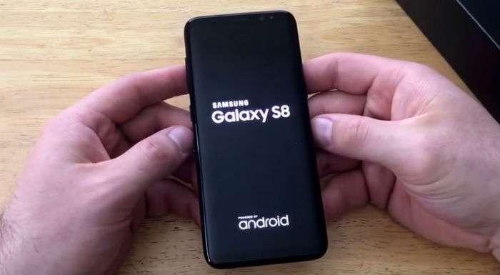 Imagen Samsung S8 precio negociable