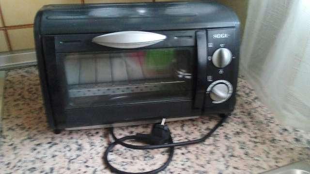 Imagen mini horno, tostadora