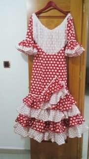 Imagen traje de flamenca t40/42