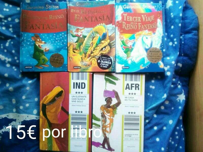 Imagen producto Libros variados 1