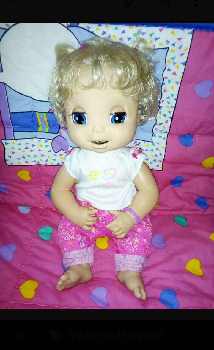 Imagen baby alive bebita