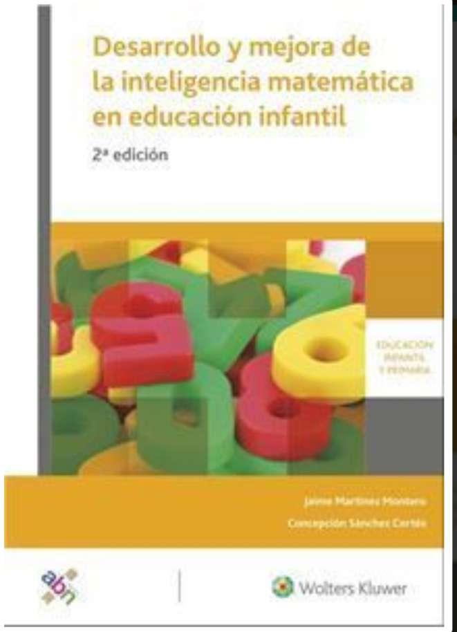 Imagen Desarrollo y mejora de la inteligencia matemática en educación infantil