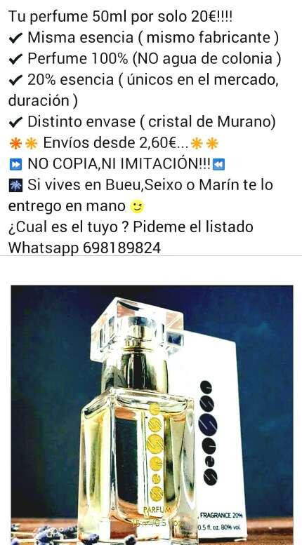 Imagen Perfumes originales 50ml