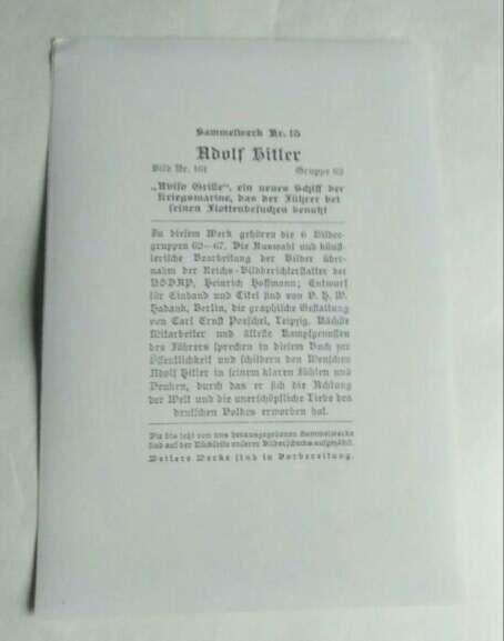 Imagen producto Fotografía Adolf Hitler 2*GM. Coleccionismo. 2