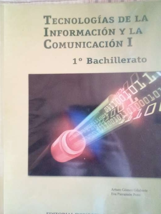 Imagen TIC 1° bachillerato