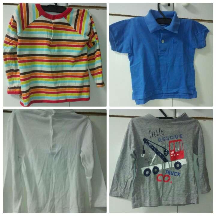 Imagen Camisetas Niños de 2 a 6 Años