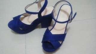 Imagen zapato azul39
