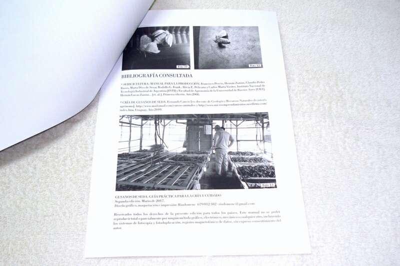 Imagen producto Guía práctica para la cría y cuidado de gusanos de seda 8
