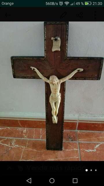 Imagen Cristo con cruz