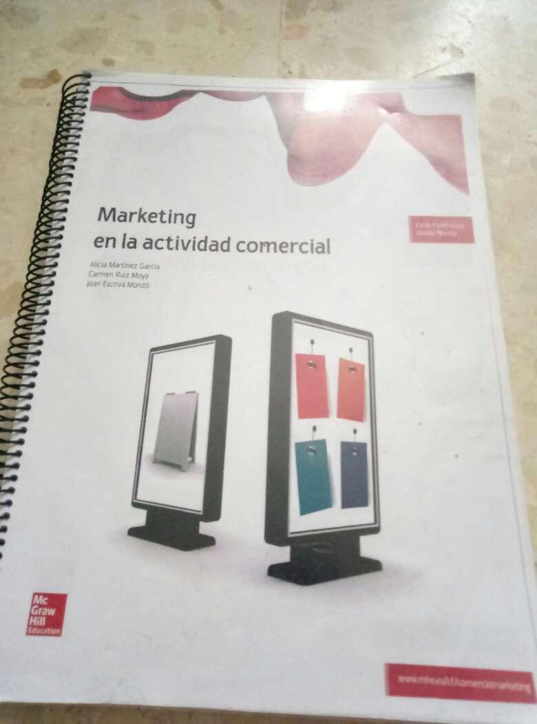 Imagen producto Libro de grado medio de comercio 2