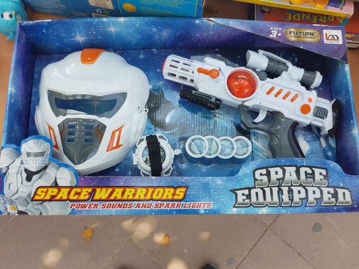 Imagen Space Warriors
