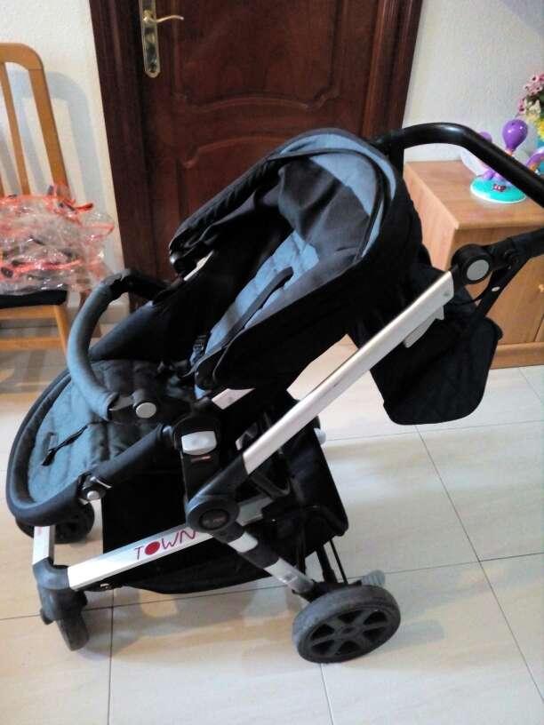 Imagen producto Cochecito completo para bebes 8