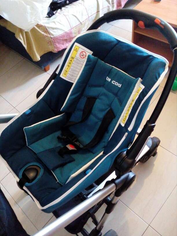 Imagen producto Cochecito completo para bebes 7