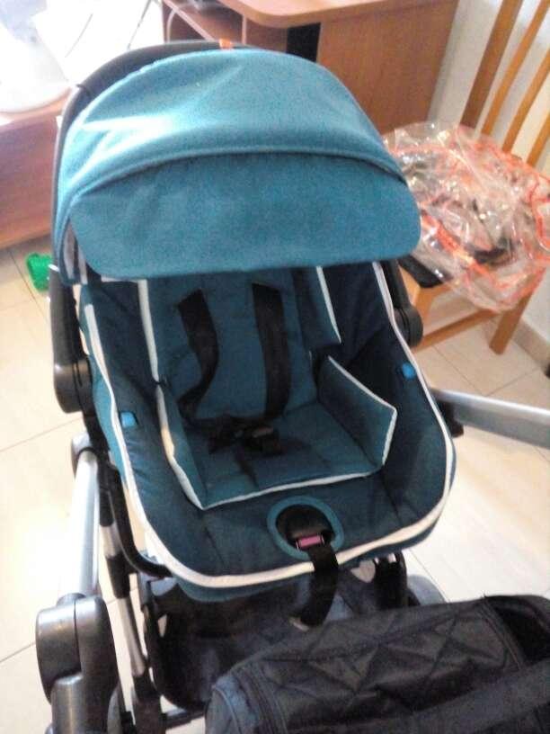 Imagen producto Cochecito completo para bebes 6