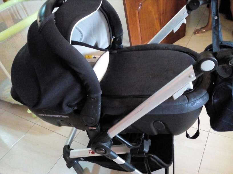 Imagen producto Cochecito completo para bebes 4