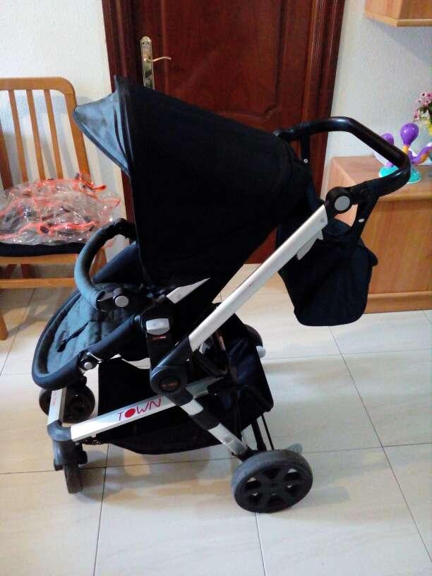 Imagen producto Cochecito completo para bebes 10