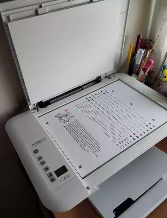Imagen Impresora multifunción SEMINUEVA WIFI Hp Desktej
