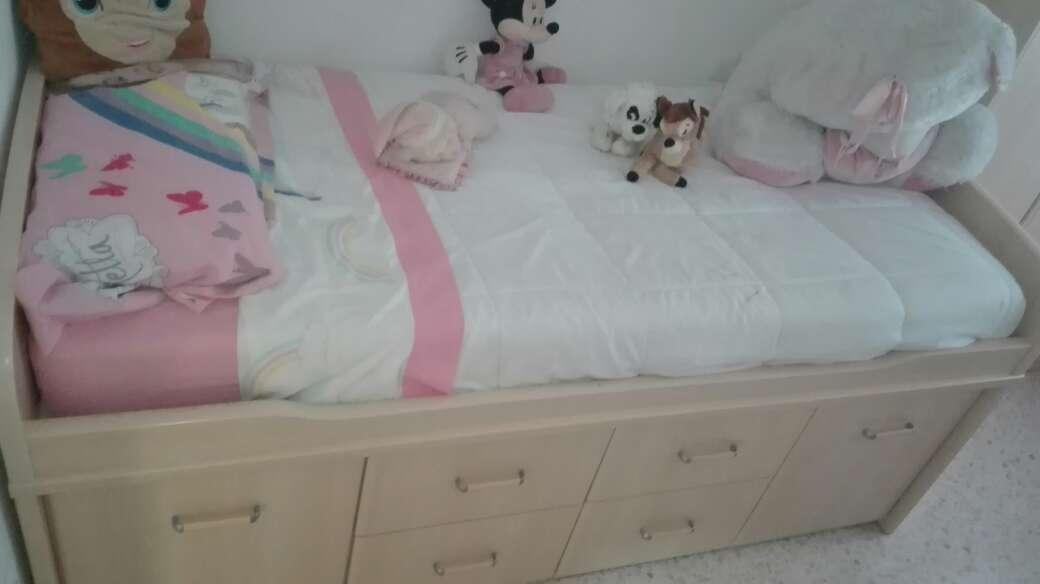 Imagen producto Dos camas con cajones 4