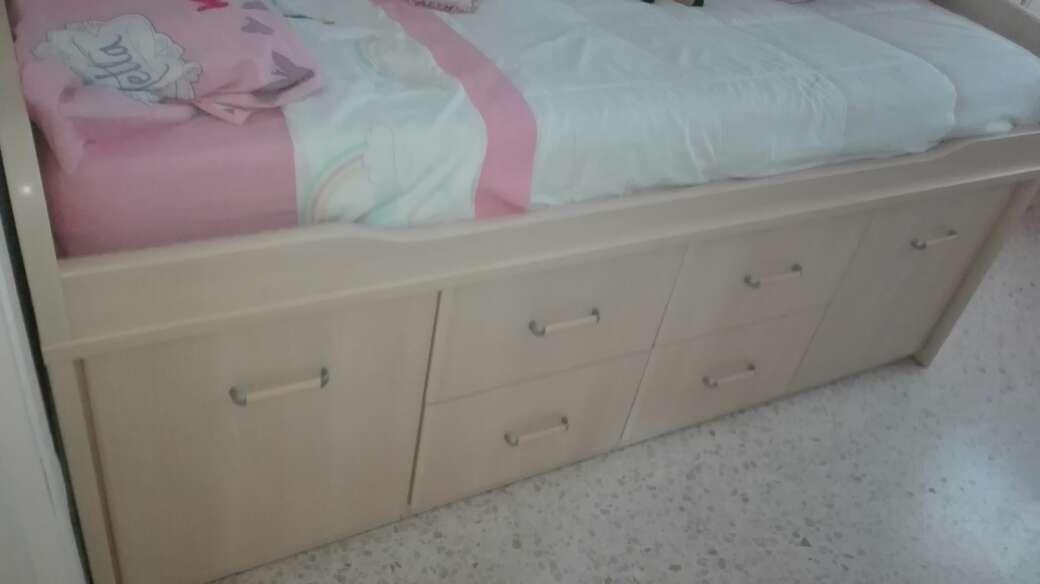 Imagen producto Dos camas con cajones 3