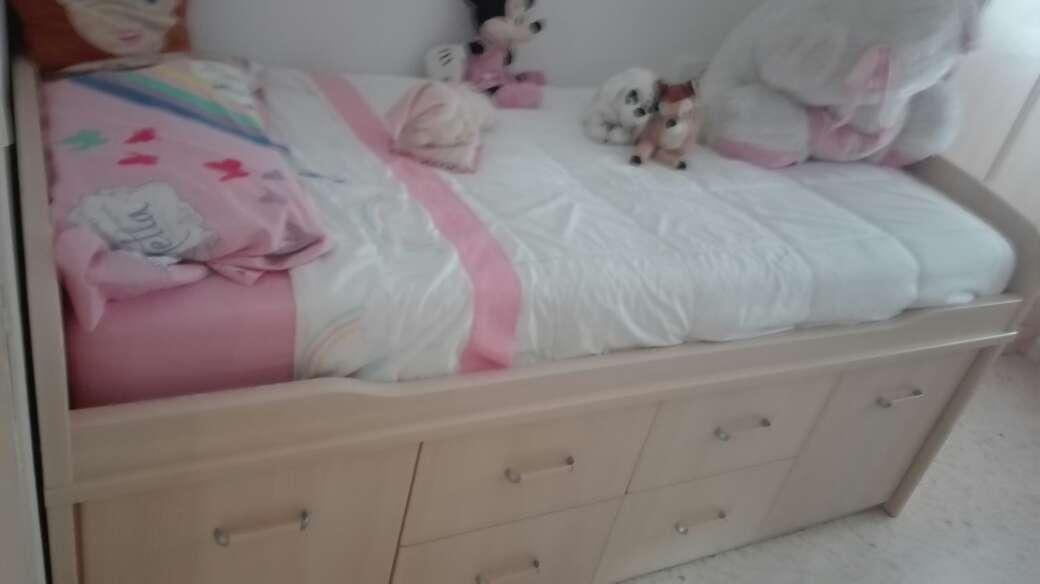 Imagen producto Dos camas con cajones 2