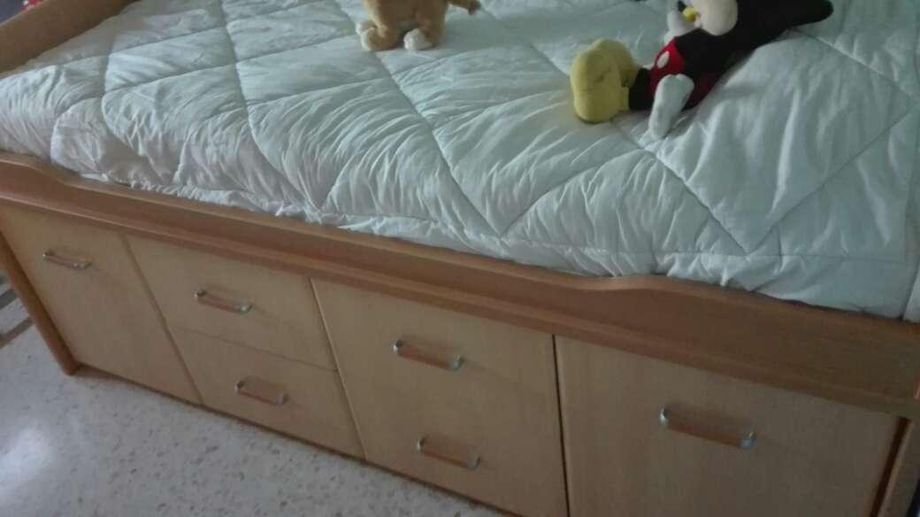 Imagen producto Dos camas con cajones 7
