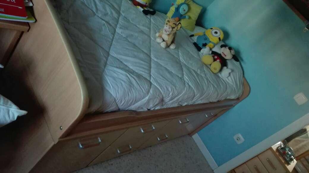 Imagen producto Dos camas con cajones 10