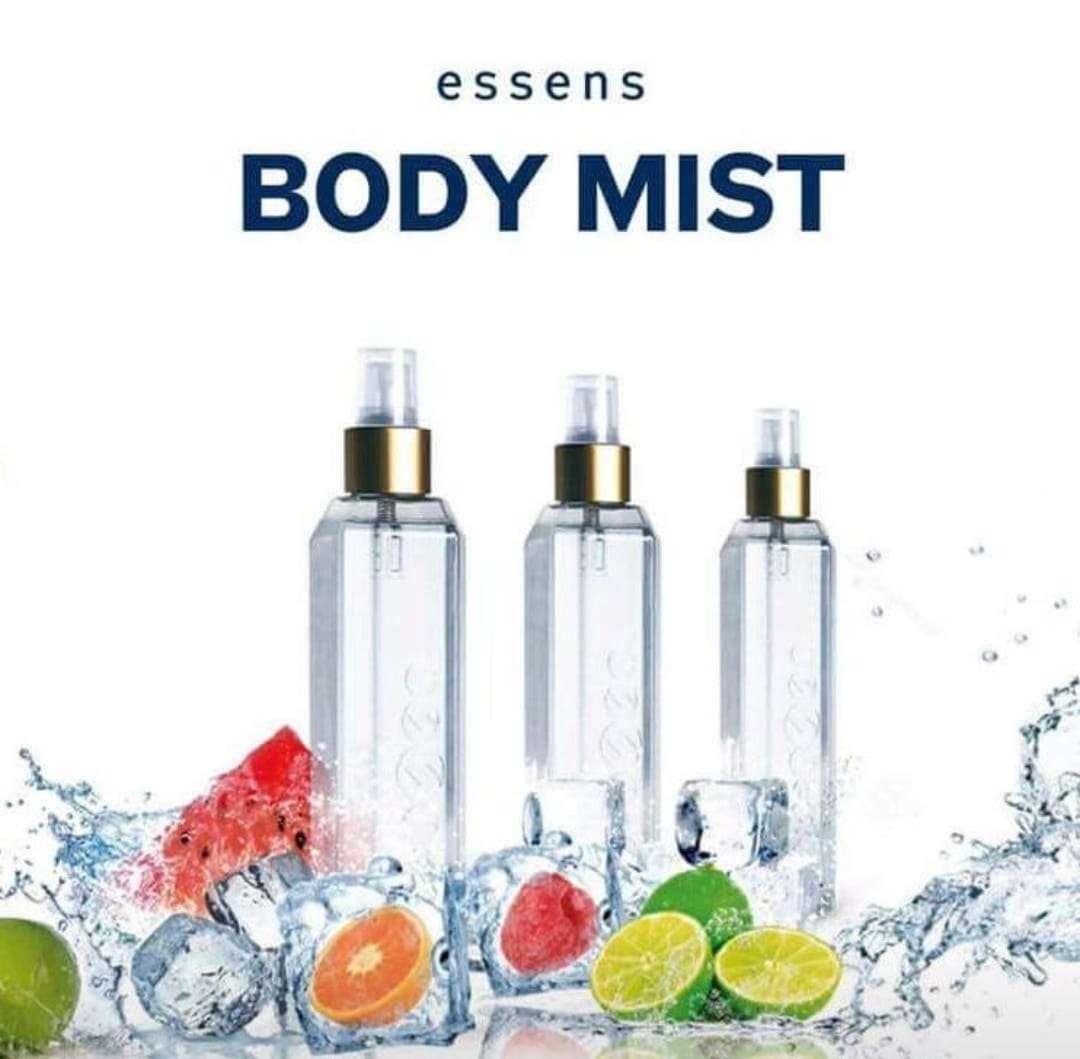 Imagen body mist perfumado