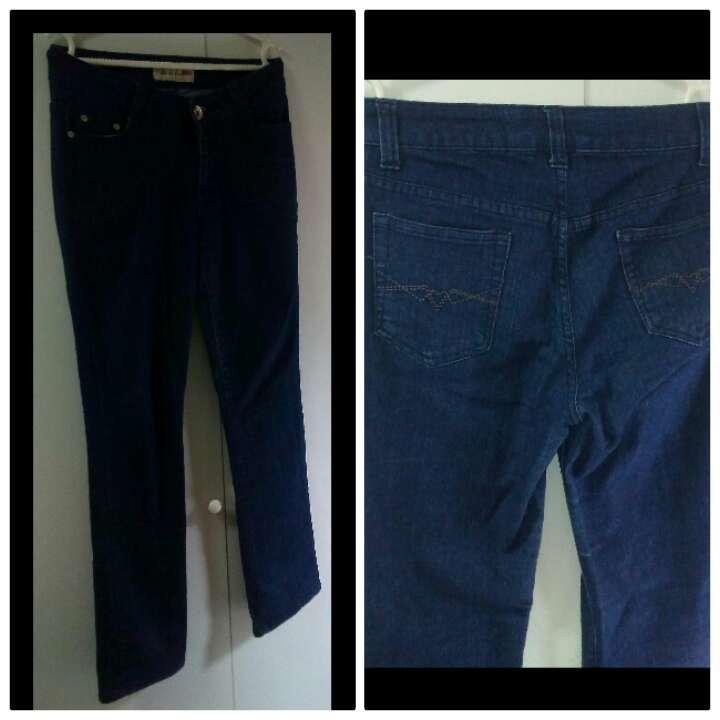 Imagen 4 Pantalones Mujer Elásticos talla 36