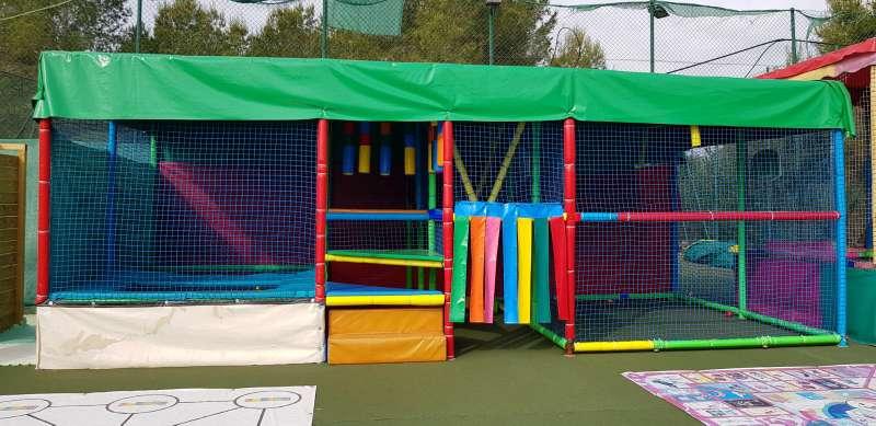 Imagen lote parque de niños