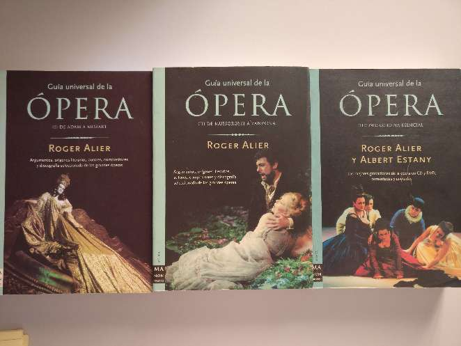 Imagen Guía Universal de la Opera