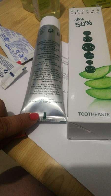 Imagen pasta dental 100% natural