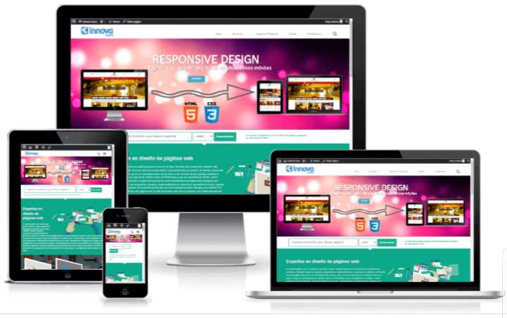 Imagen Páginas Web MEJOR calidad/precio