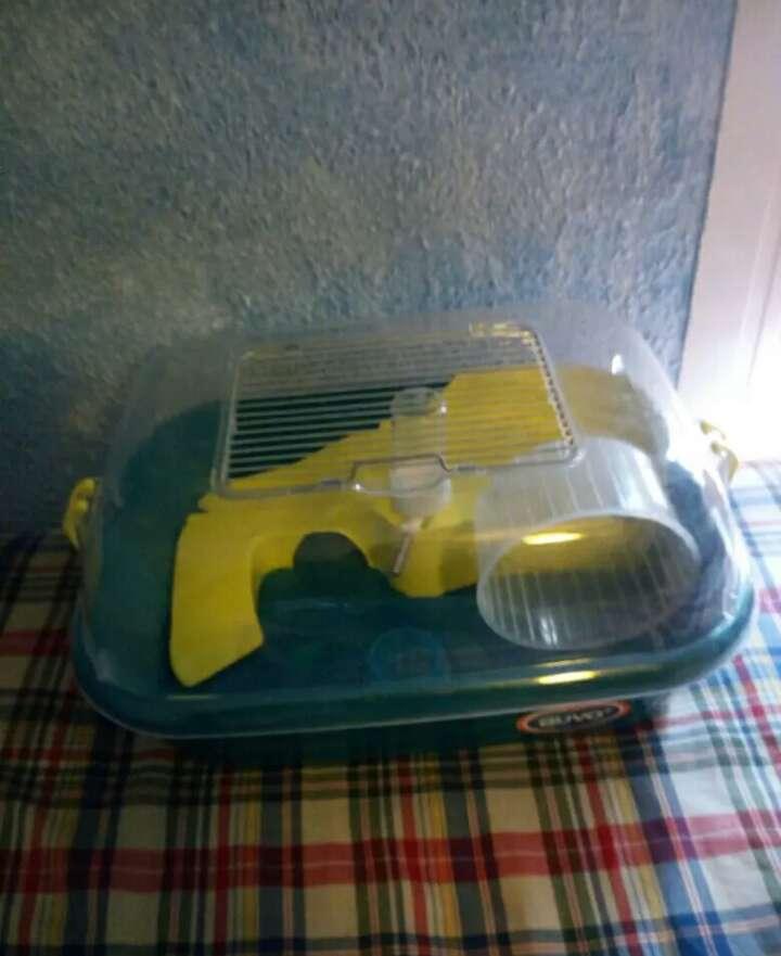Imagen Jaula para roedores