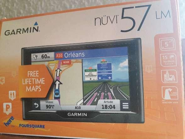 Imagen GPS garmin