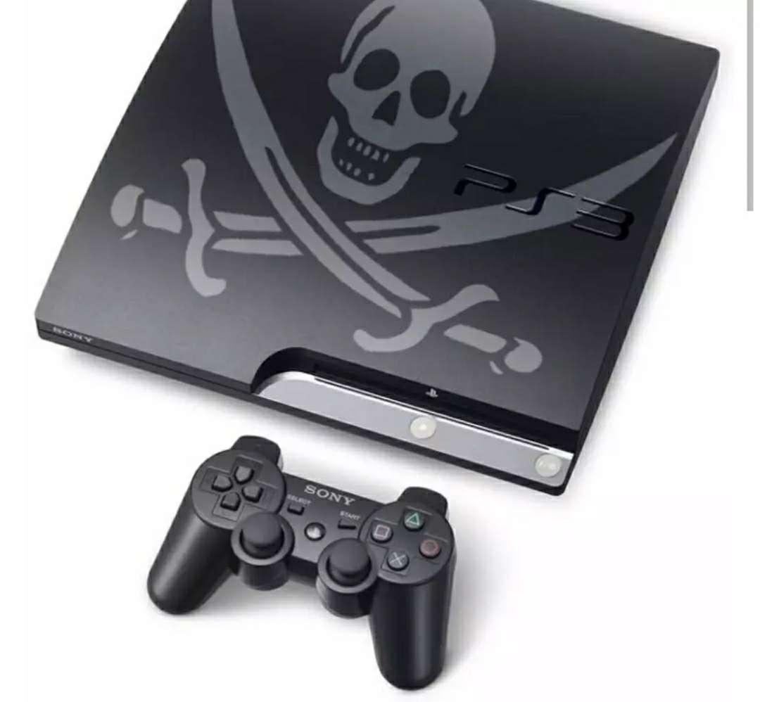 Imagen Ps3 pirata (CEX)