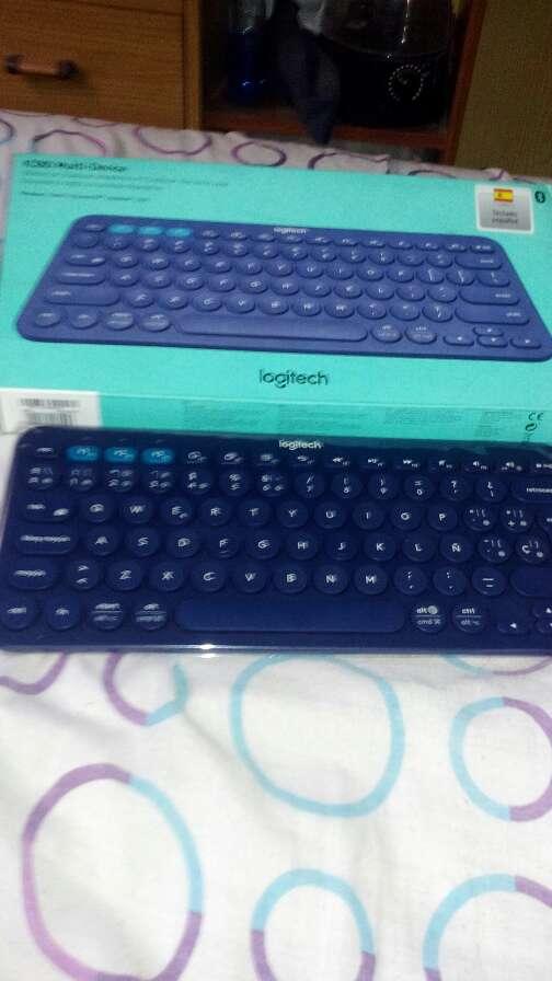 Imagen teclado bluetooth