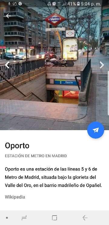 Imagen producto Piso metro Oporto C/Valle De Oro. 7