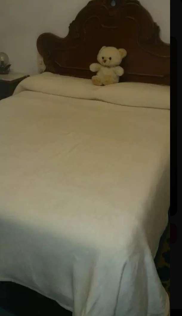 Imagen producto Manta cama 1.50,nuevo,de calidad,no   2