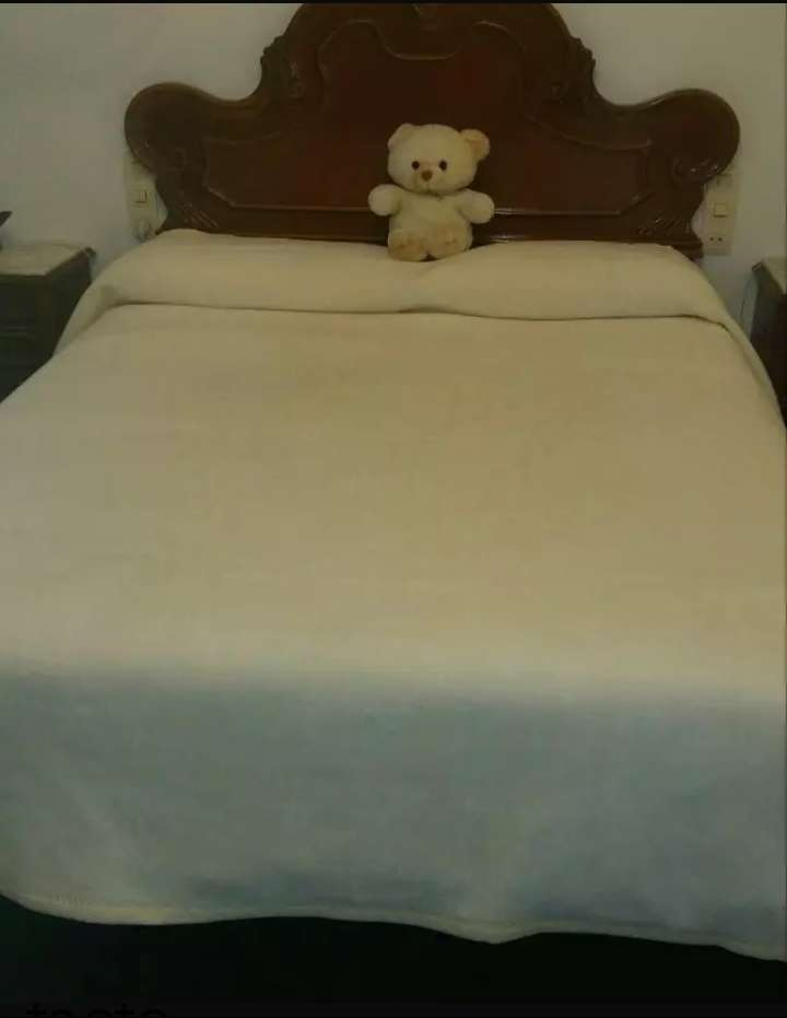 Imagen Manta cama 1.50,nuevo,de calidad,no