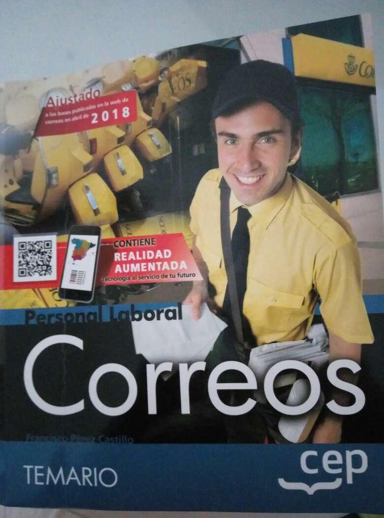 Imagen Temario Opo Correos