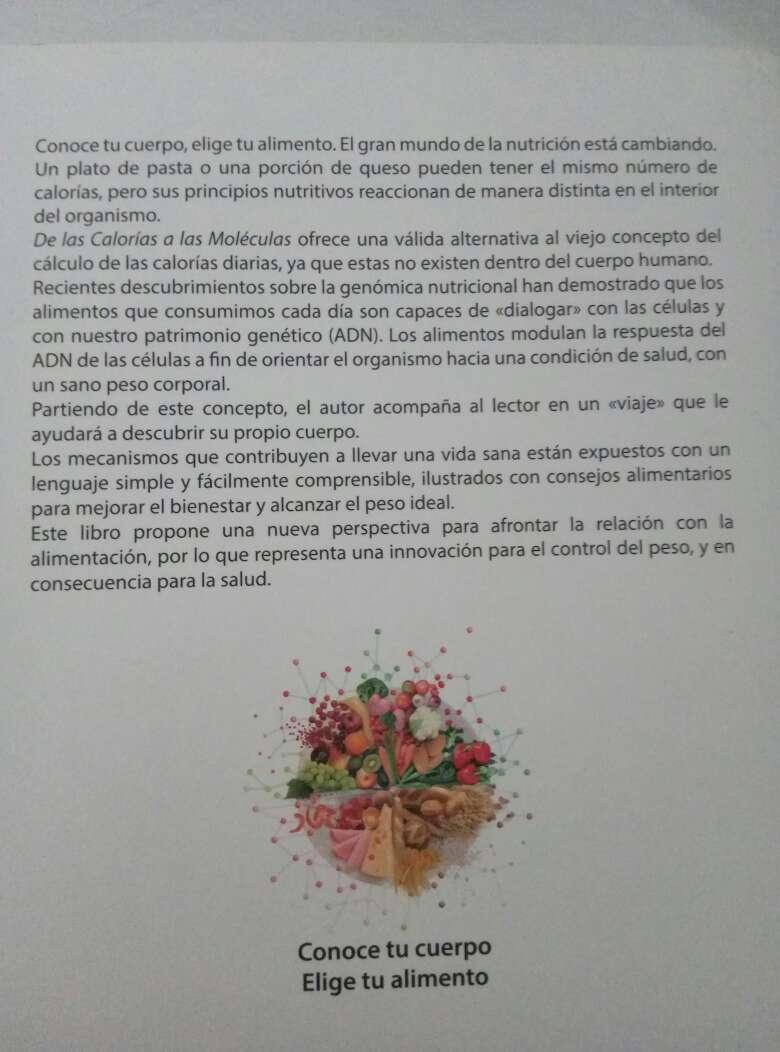 Imagen producto Libro de nutricion 2