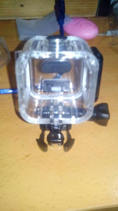 Imagen cámara sumergible