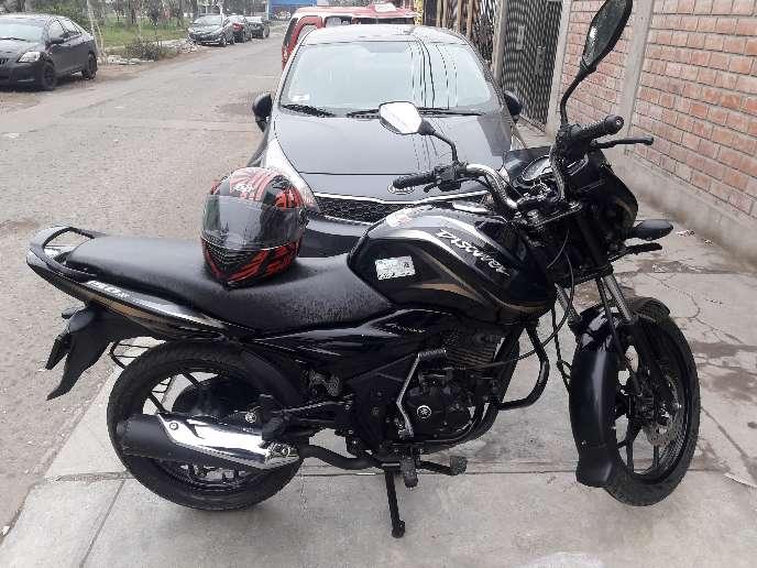 Imagen Moto Discover 150 Bajaj