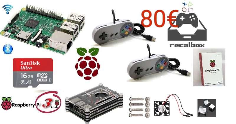 Imagen Raspberry pi 3