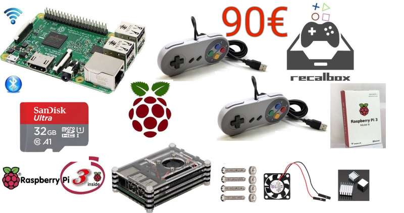 Imagen producto Raspberry pi 3 2