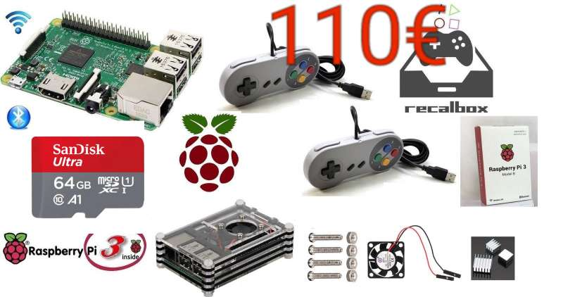 Imagen producto Raspberry pi 3 3
