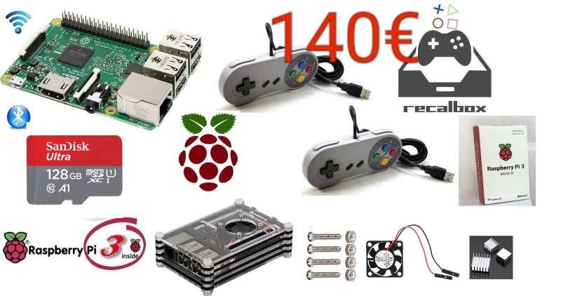 Imagen producto Raspberry pi 3 4