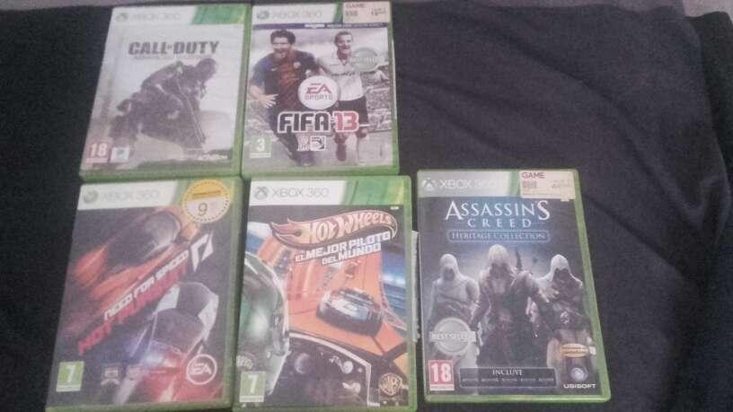 Imagen producto Xbox 360 S 250 GB Y MAS.. 2