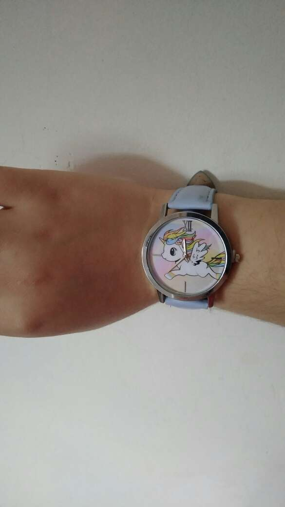 Imagen producto Reloj unicornio  2