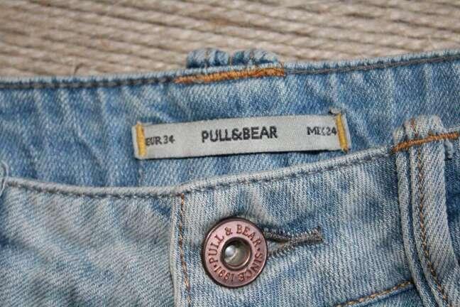 Imagen producto Falda vaquera Pull and Bear 3